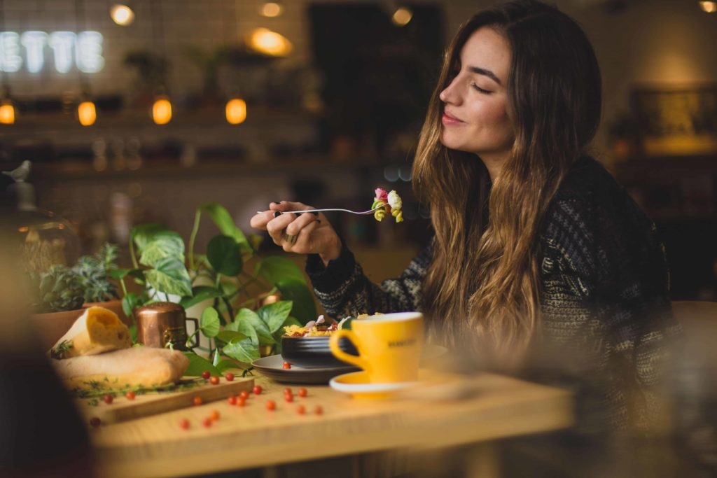 Mindful Eating for Binge Eating Disorder